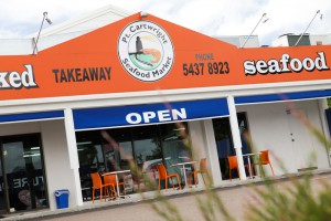 PT CARTWRIGHT SEAFOOD - outside